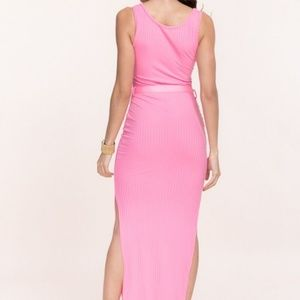 Pinkalicious Dresses - Pink Maxi Dress NWOT